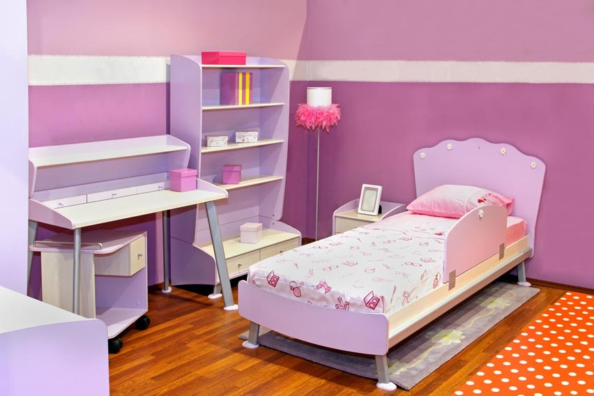 27 girls bedroom ideas for small rooms teenage bedroom 13015 | purple themed girls bedroom