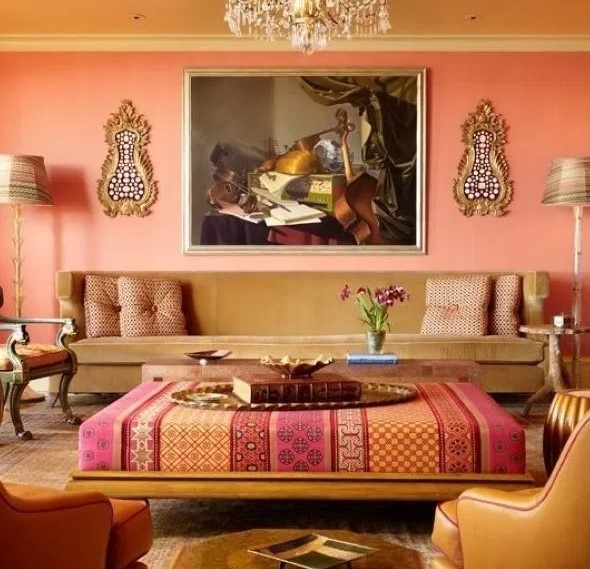 Indian Interior Design: 20+ Amazing Living Room Designs Indian Style, Interior