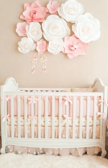 20 Baby Girl Nursery Ideas Baby Girl Room Decoration Ideas