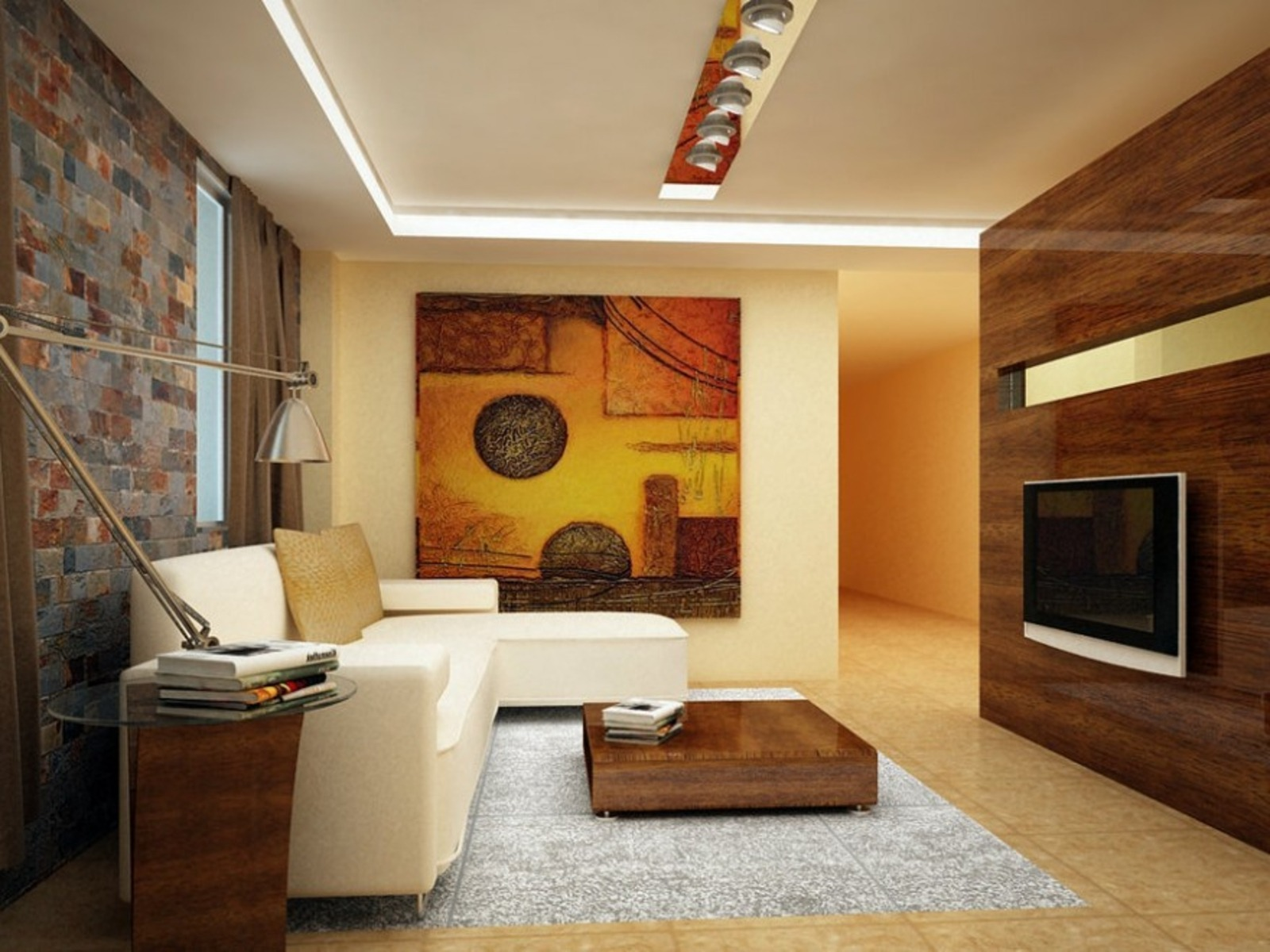 14+ Amazing Living Room Designs Indian Style
