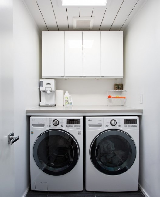 28 Small Laundry Room Ideas and Cabinets Designs ARCHLUXNET