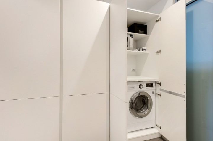 28+ small laundry room ideas and cabinets designs - archlux