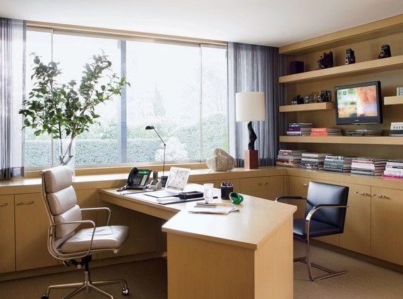 20+ small office interior design diy and decorating ideas