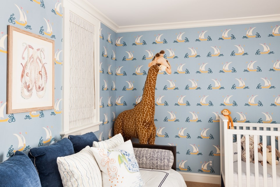 20+ Nursery Ideas for Boys (Baby Boy Nursery Room Decor Ideas)