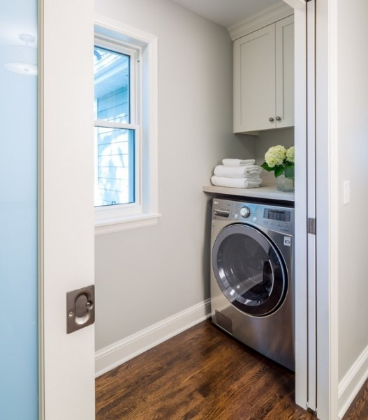28 small laundry room ideas and cabinets designs