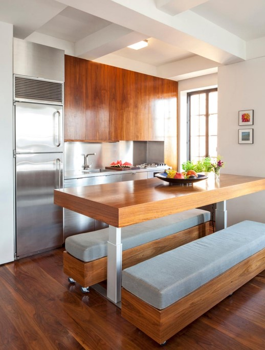 20 Narrow Dining Tables for Small Spaces Ideas With Loved Family