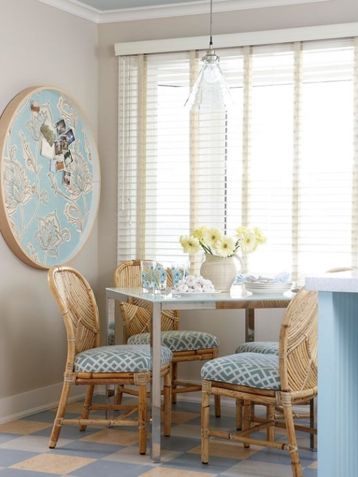 Kitchen Table With Bench Seating Small Spaces