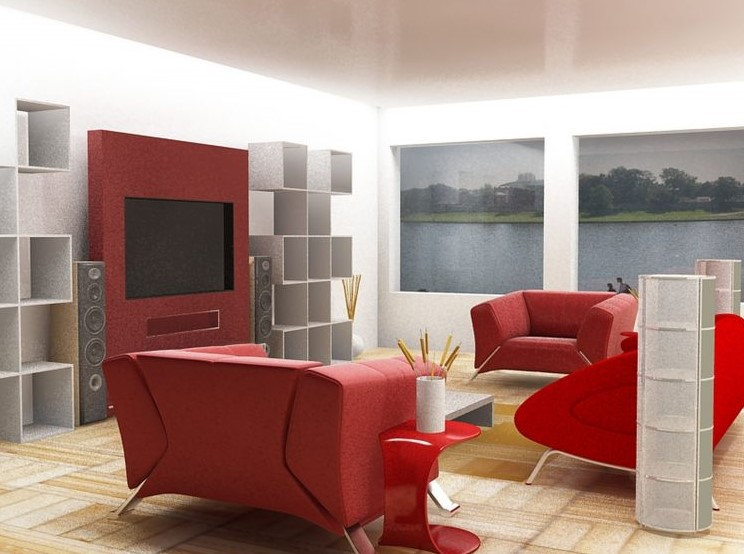14+ Chic and Modern TV Wall Mount Ideas for Living Room ...
