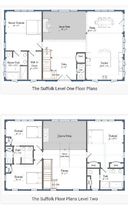 19 Images 5 Bedroom Barndominium Floor Plans Home Decor