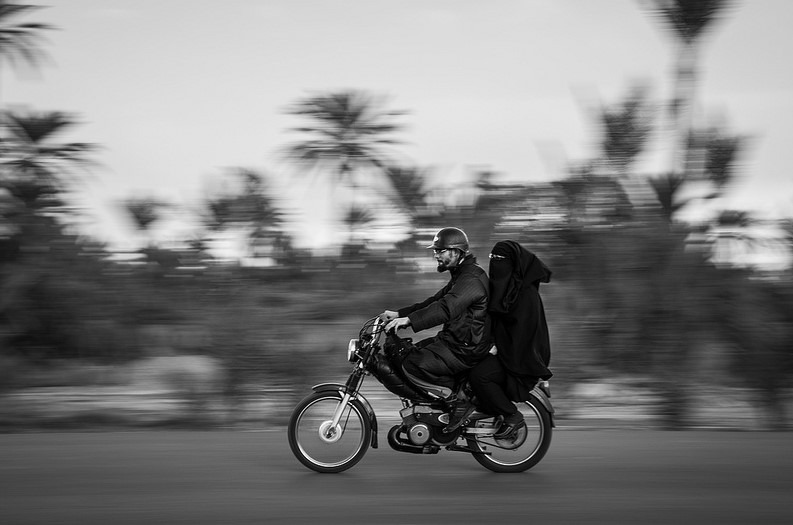 Amine Fassi – Life on the road