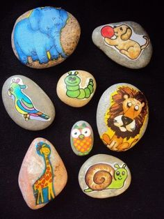 Easy Painting Ideas - Animals