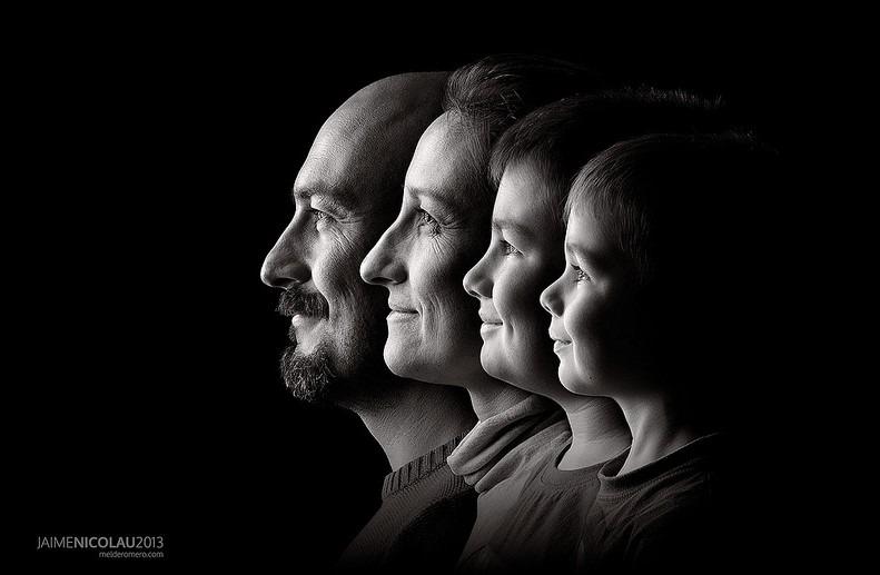 Jaime Nicolau – Mi familia
