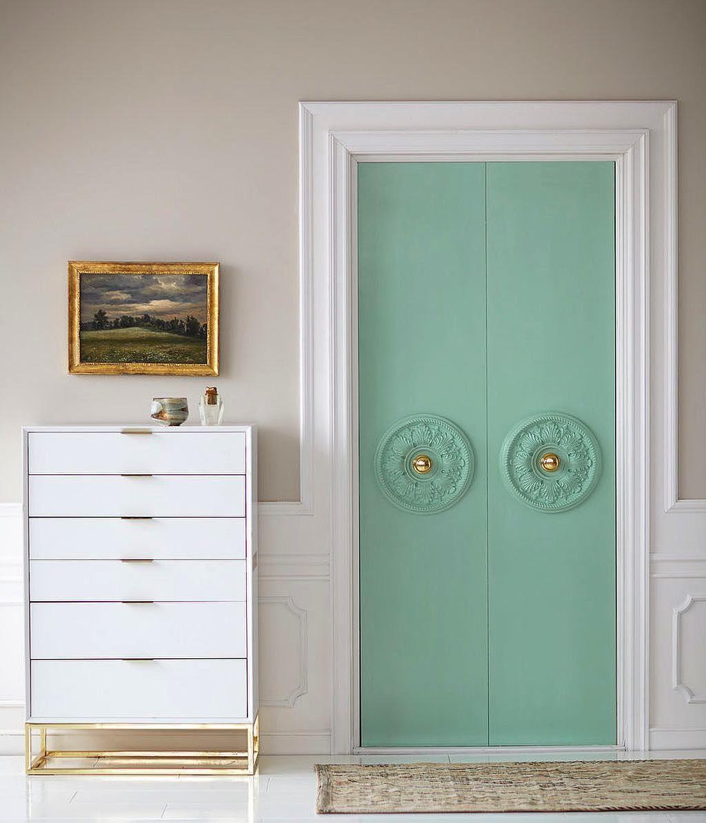 European Closet Door Ideas