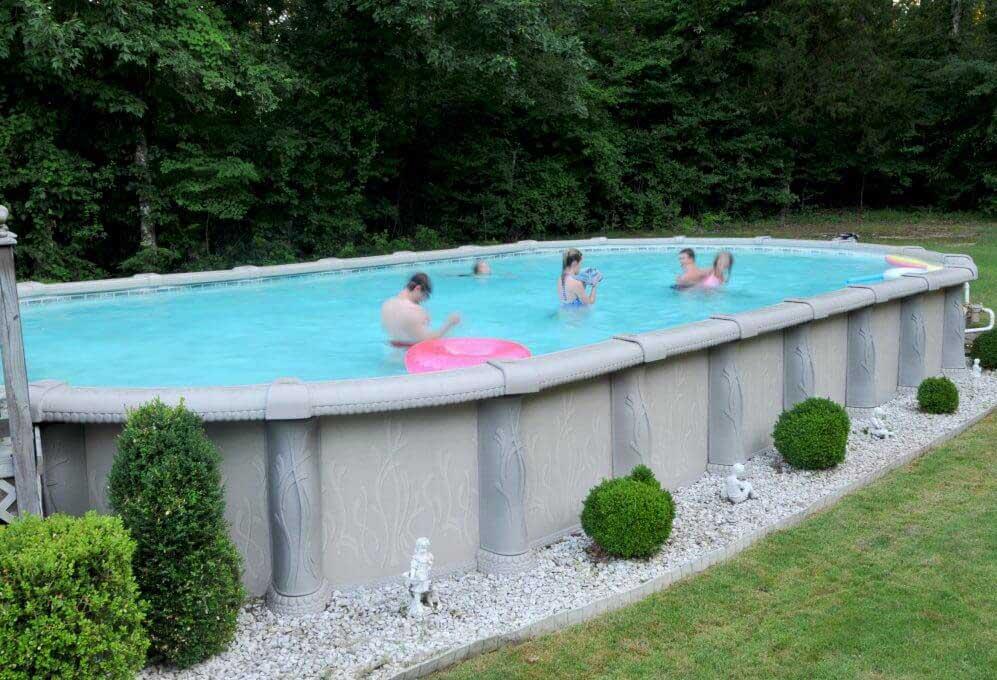 Fantastic Gray Pool