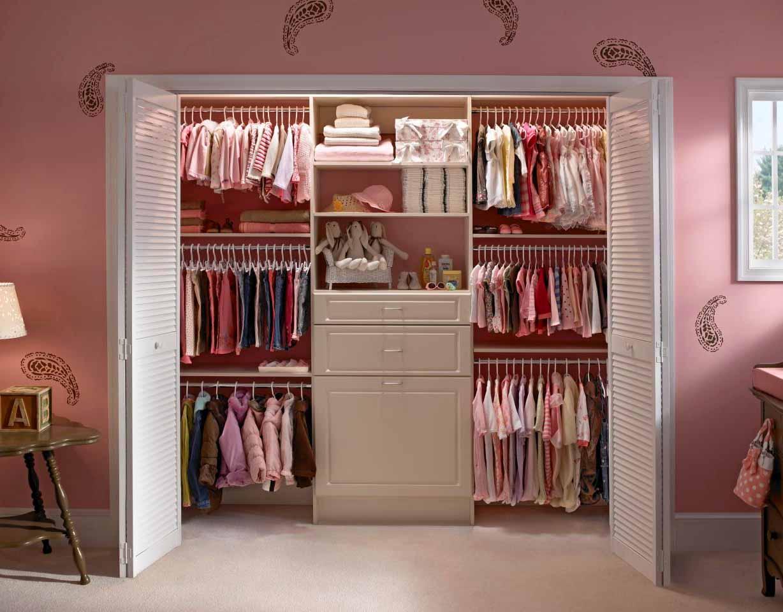 Louver Closet Door Ideas