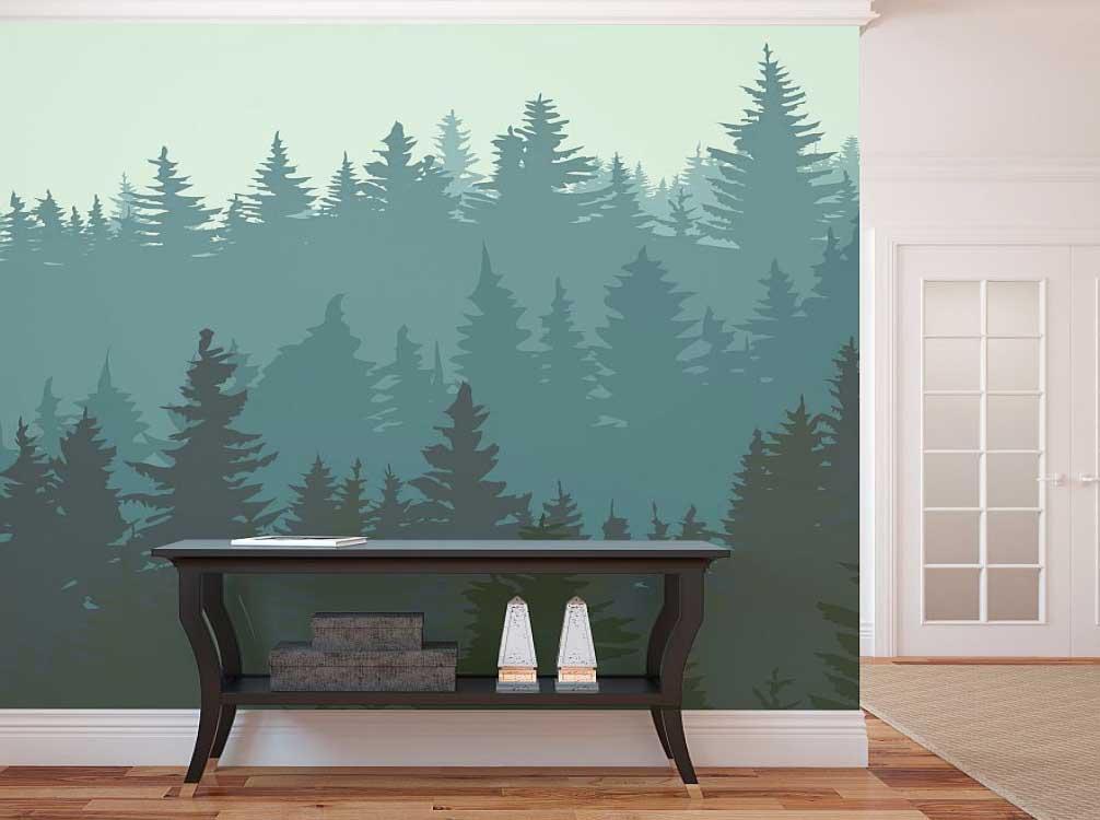 Murals Accent Wall