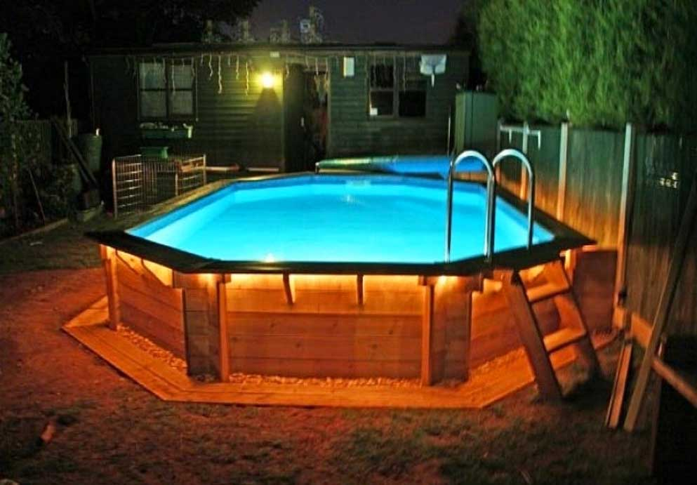 On Budget Pool for Small Backyard
