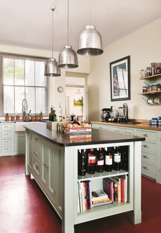 The Most Captivating Simple Kitchen Design For Middle Class ...