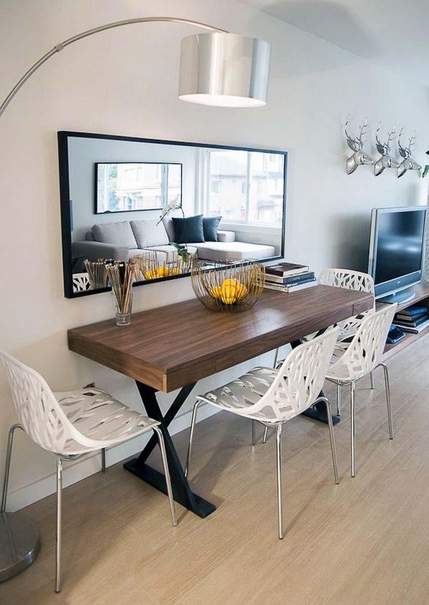 Stylish Small Kitchen Table
