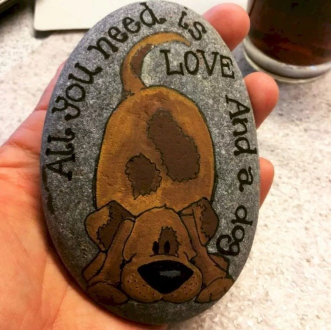 Craft Rock for Any Dog Owner