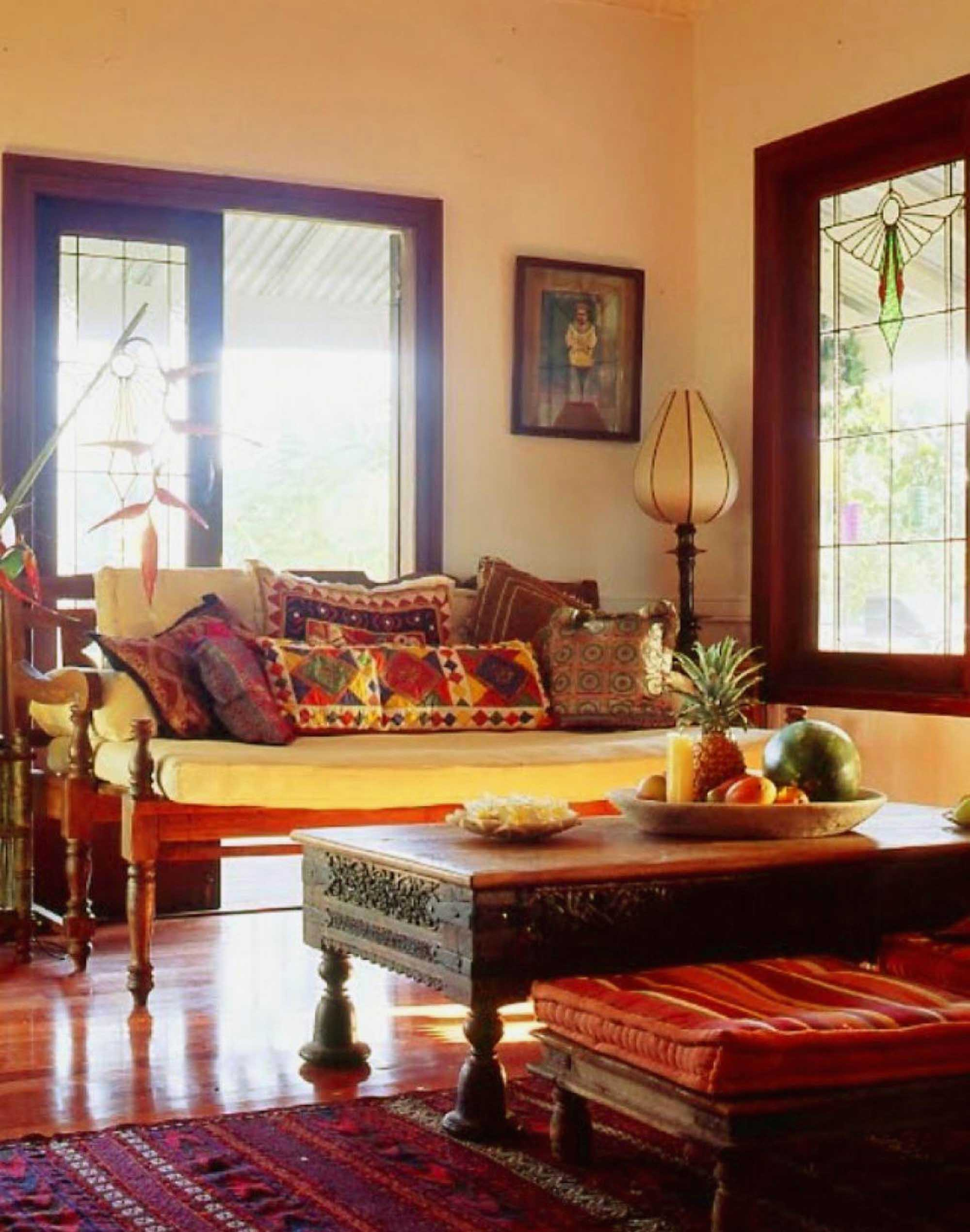 Living Room Interior Photos India