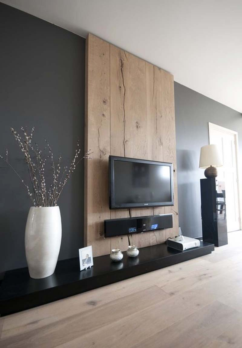 Modern Style with A Rustic Touch