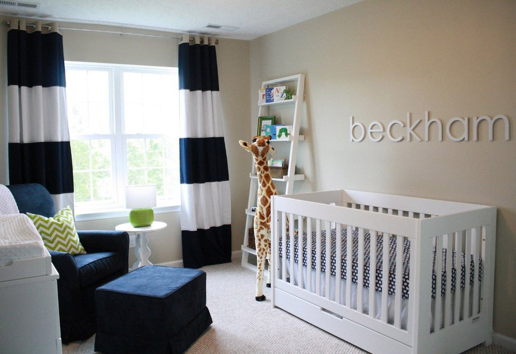 A Nursery with Super Comfy Armchair