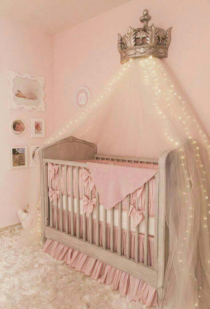A Sweet Room for A Little Princess