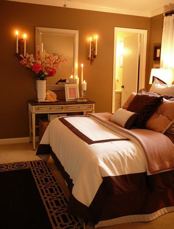 Romantic Room Designs: 10 Romantic Bedroom Ideas For Couples In Love