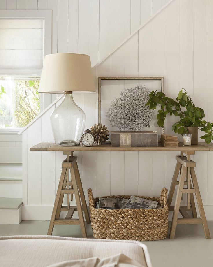Choose Your Entryway Table Style