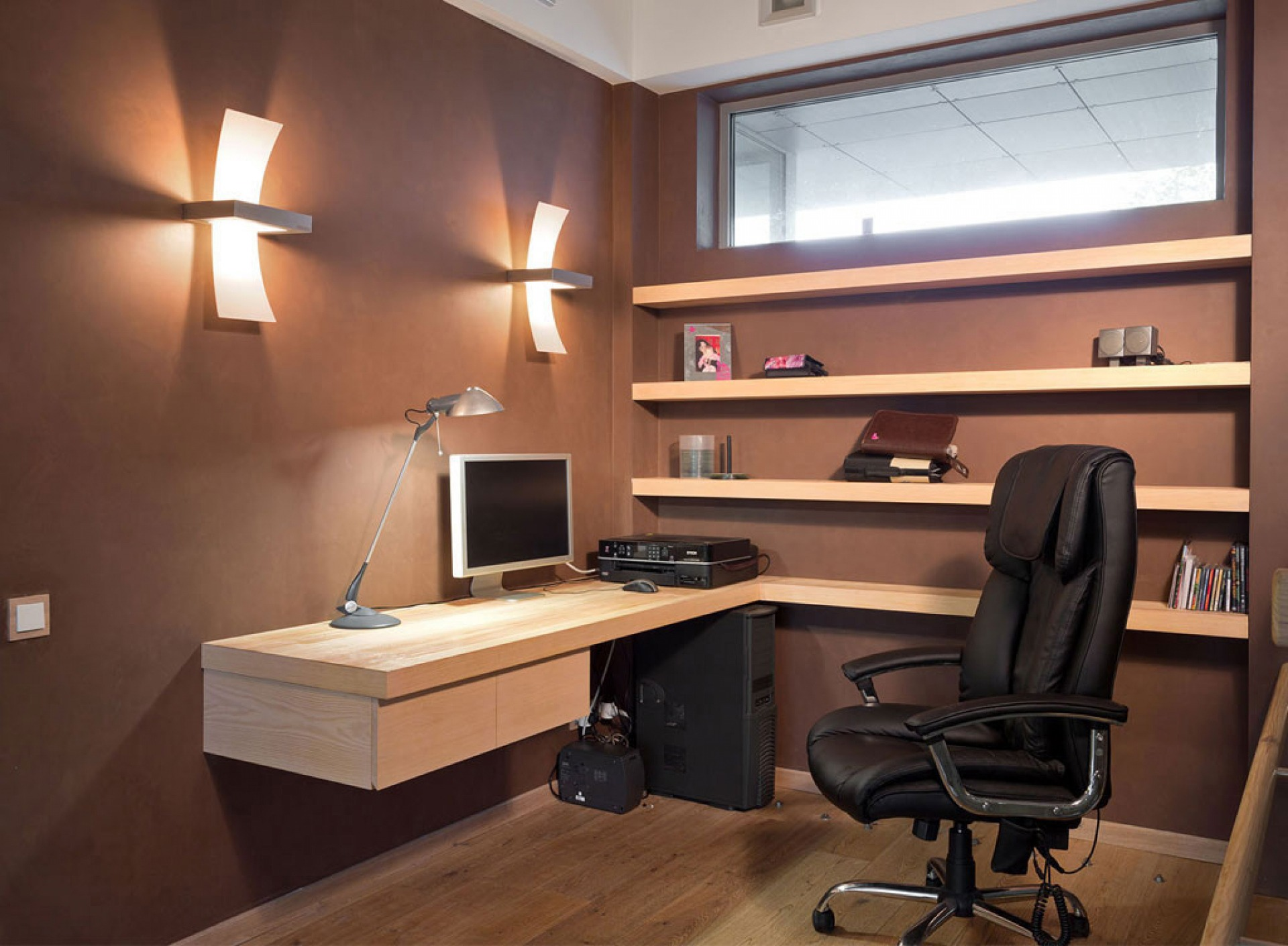 10 Excellent Small Office Interior Design Ideas - ARCHLUX.NET