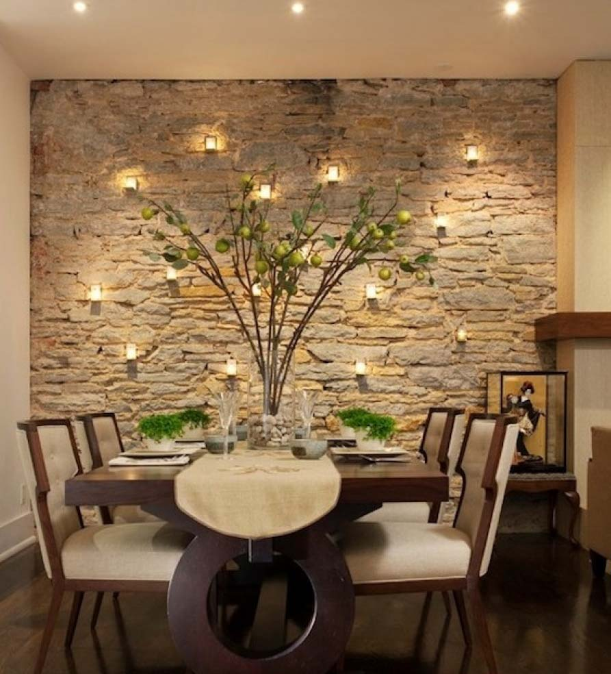 Light The Dining Room Up