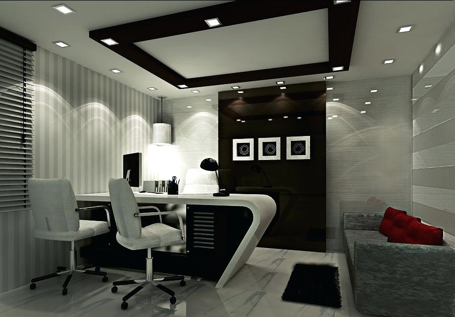 10 Excellent Small Office Interior Design Ideas
