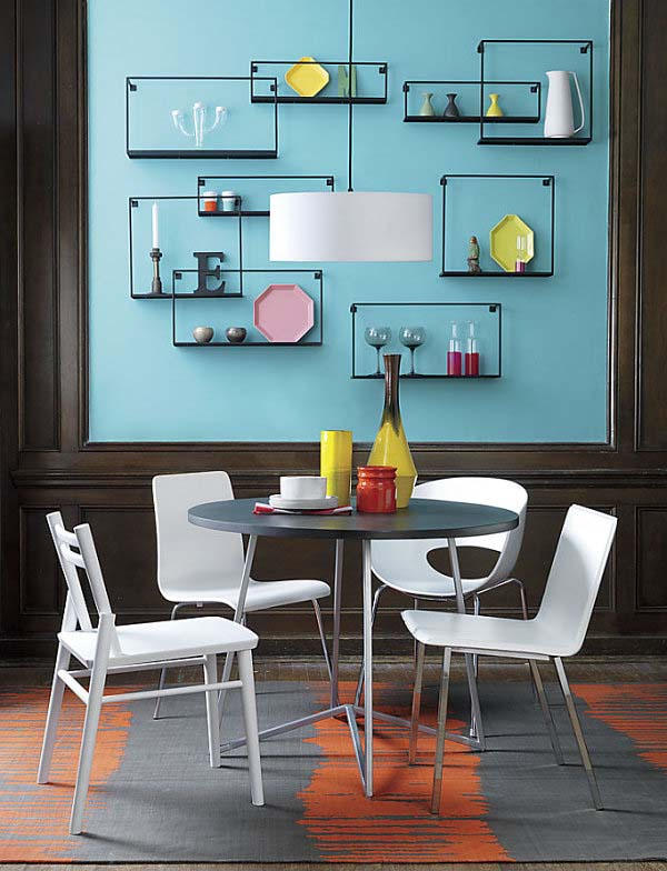 Multifunctional and Pretty Shelves
