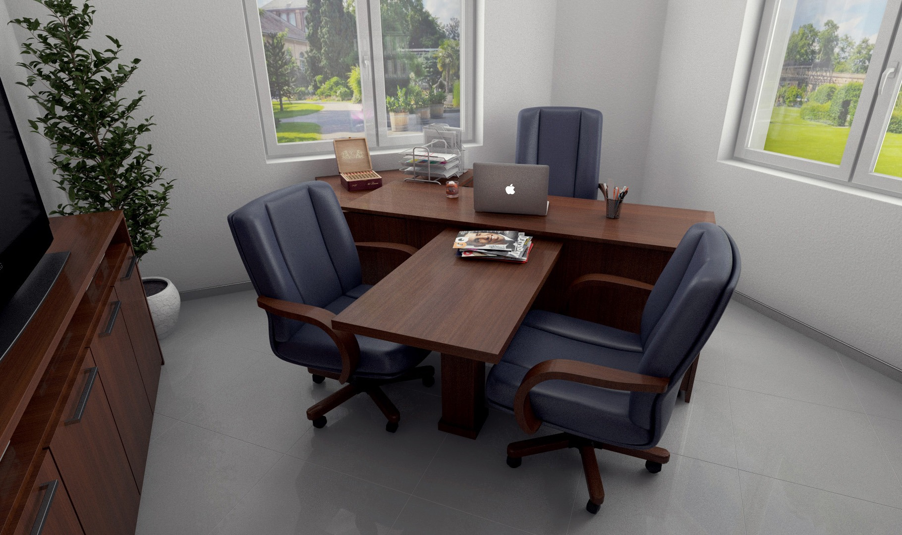 Simple Small Office